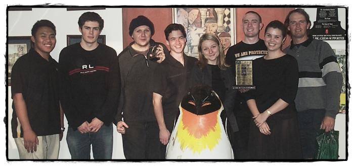 Team Penguin